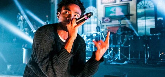 Childish Gambino In Concert - Detroit, Michigan